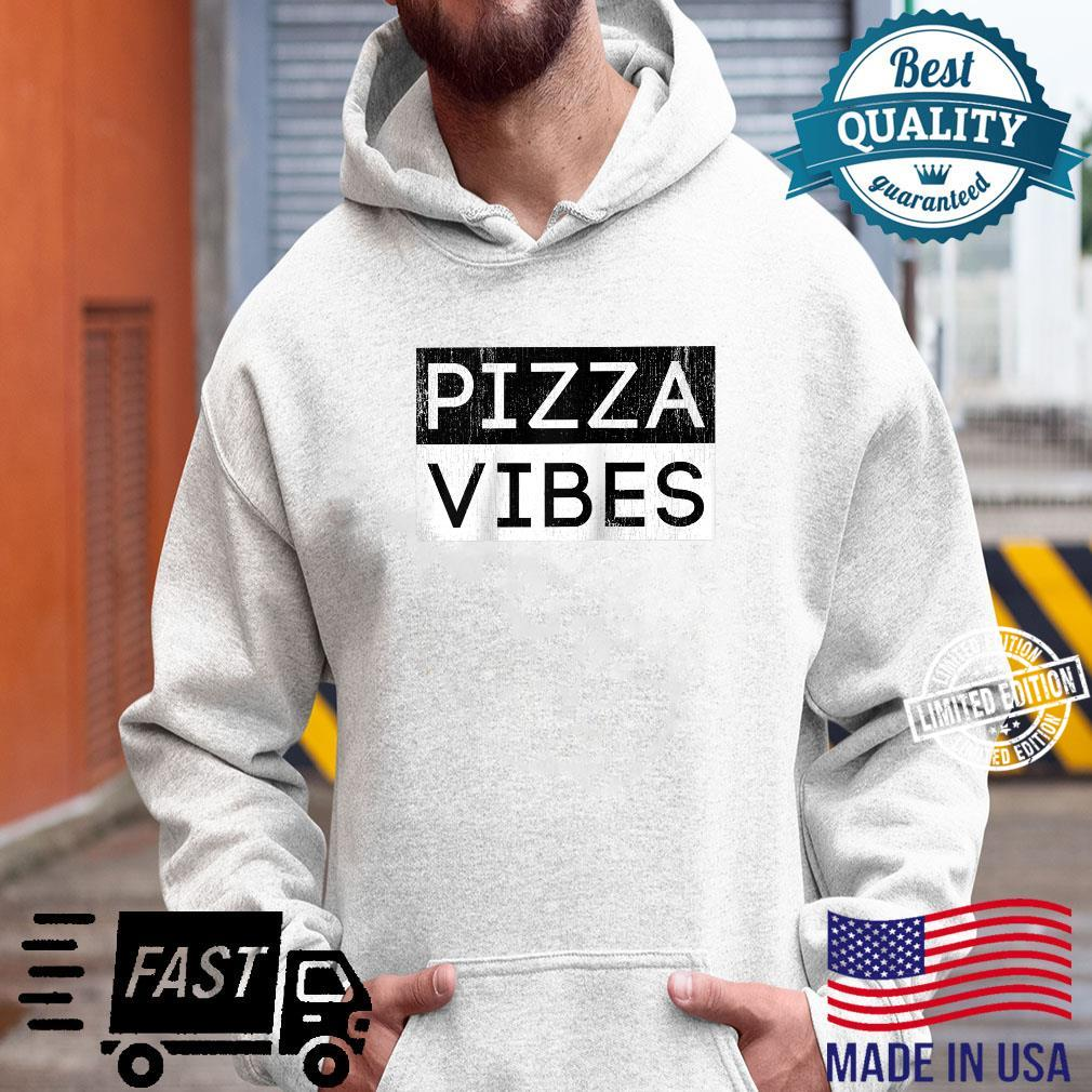 Trendy Pia Vibes Black And White Boxes Shirt hoodie