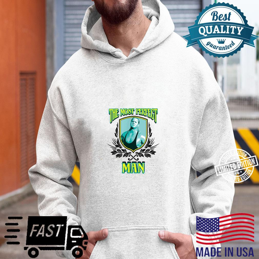 WWE Mr Perfect The Most Perfect Man Shirt hoodie